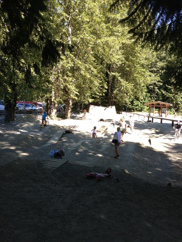 Whistler Skills Park