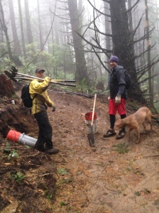 2014 Fall Trail Building Academy