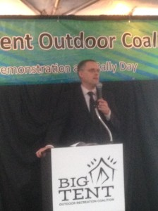 Jon Snyder - Governor Inslee's Advisor on Outdoor Recreation