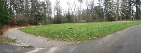 Future Pump Track in Whatcom Falls park!