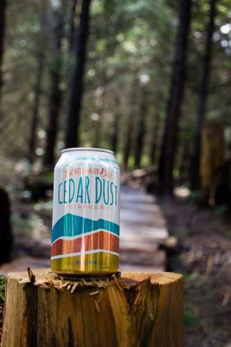 Cedar Dust IPA!