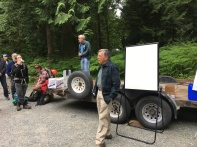 Rand Jack from the Whatcom Land Trust discusses the early phases of getting the Reconveyance through the process.