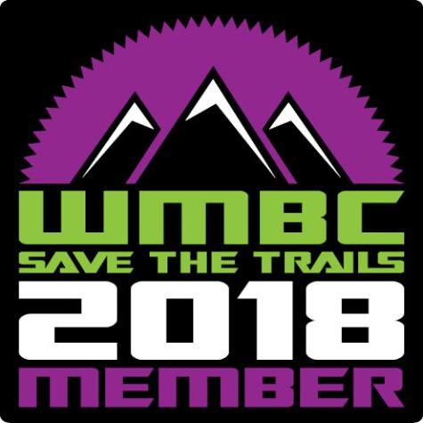 2018 WMBC Supporter Sticker